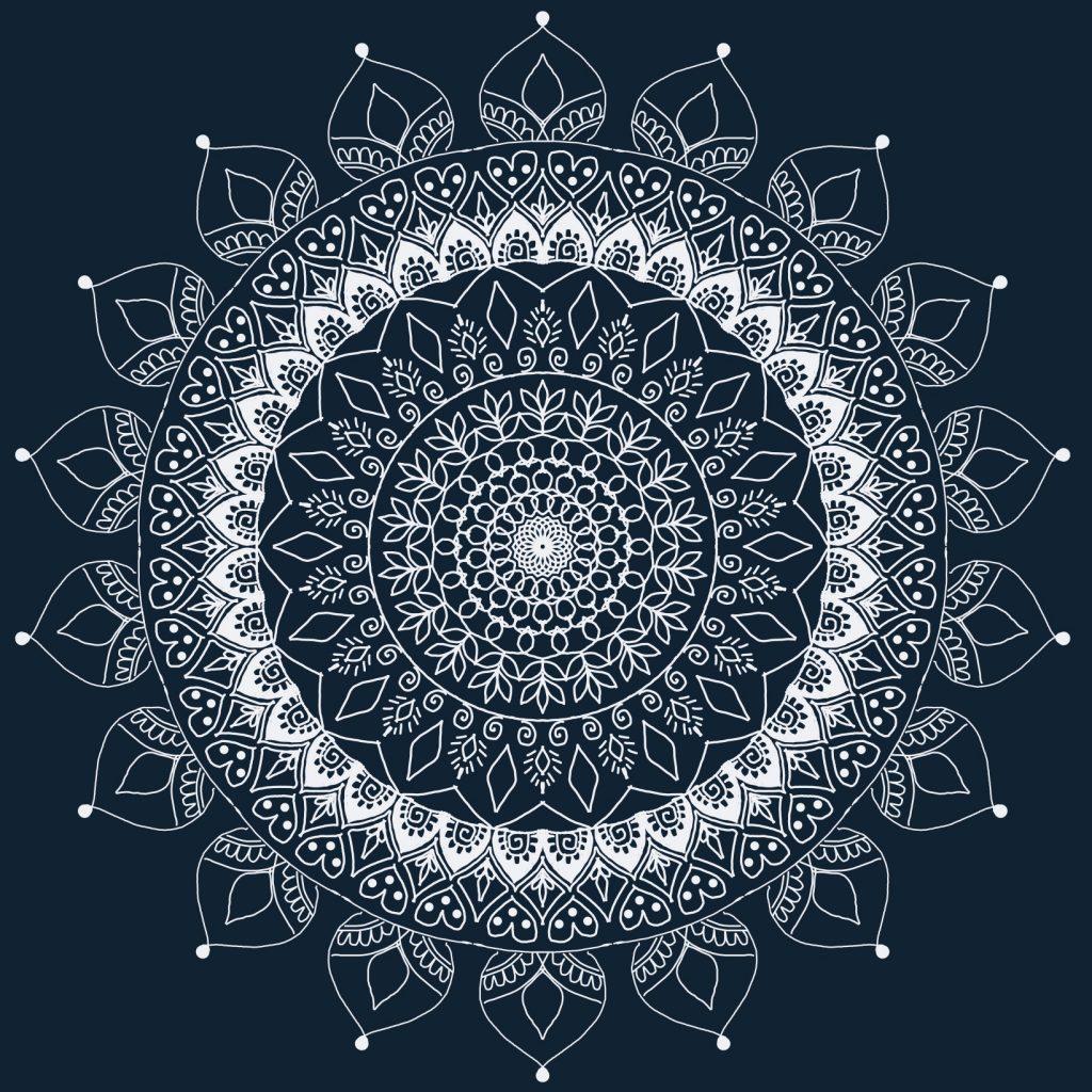 Mandala Art Nikhila Chireddy