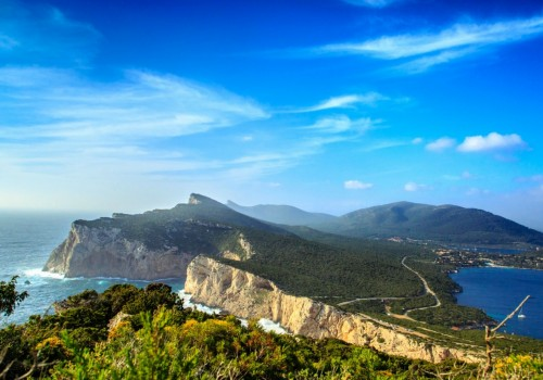The Marine Protected Area of Capo-Caccia Alghero