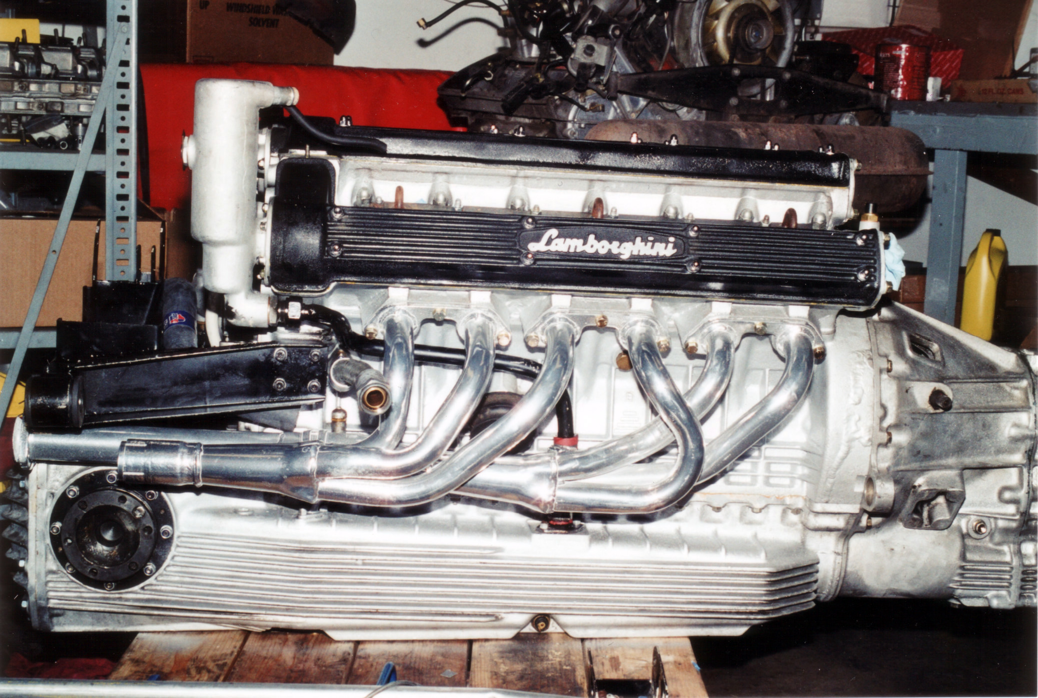 Engine Rebuild And Restoration David R Anderson