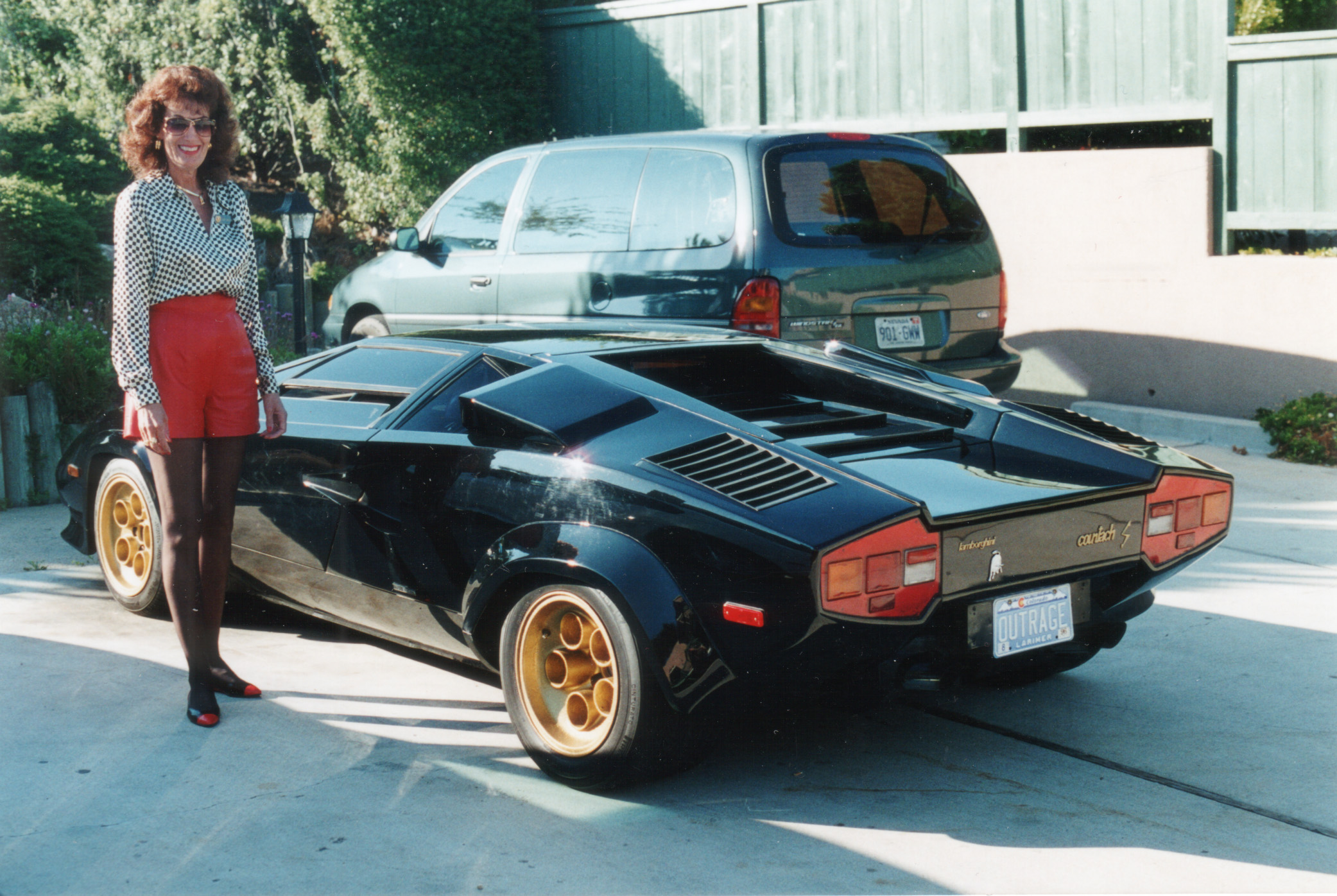 Lamborghini Countach Factoids David R Anderson