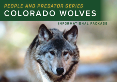 Colorado Wolves Informational Package Cover Image Cropped