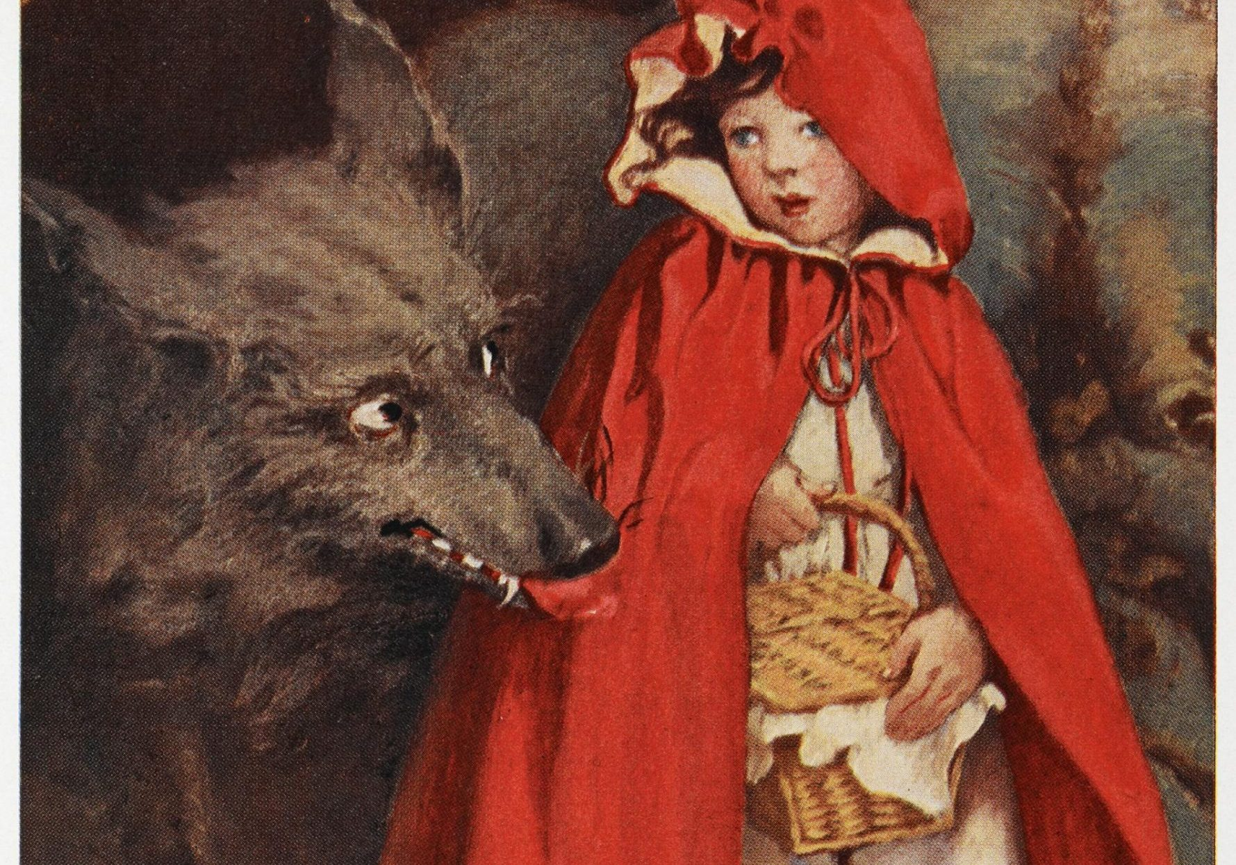 Little Red Riding Hood J. W. Smith