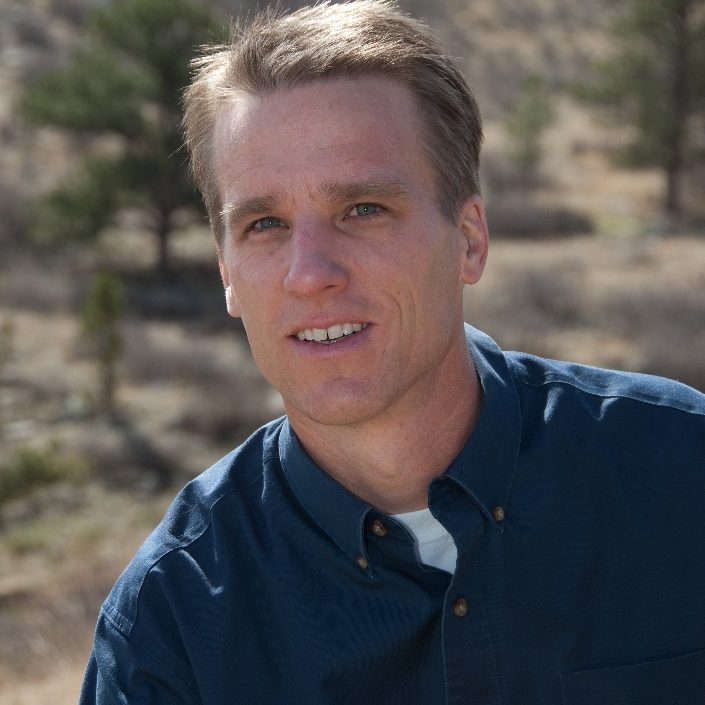 Colorado State University Fish, Wildlife, and Conservation Biology professor Kevin Crooks