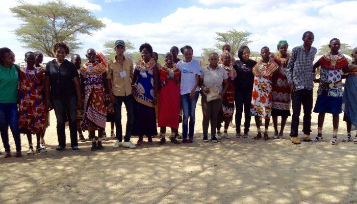Kenya Training Workshop Site Visit