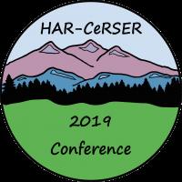 HARCeRSER Logo 3.0 RR HIRES 2019 Conference NO BCKGRD Circle
